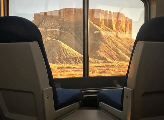 Take a train to U.S. national parks with Amtrak Vacations