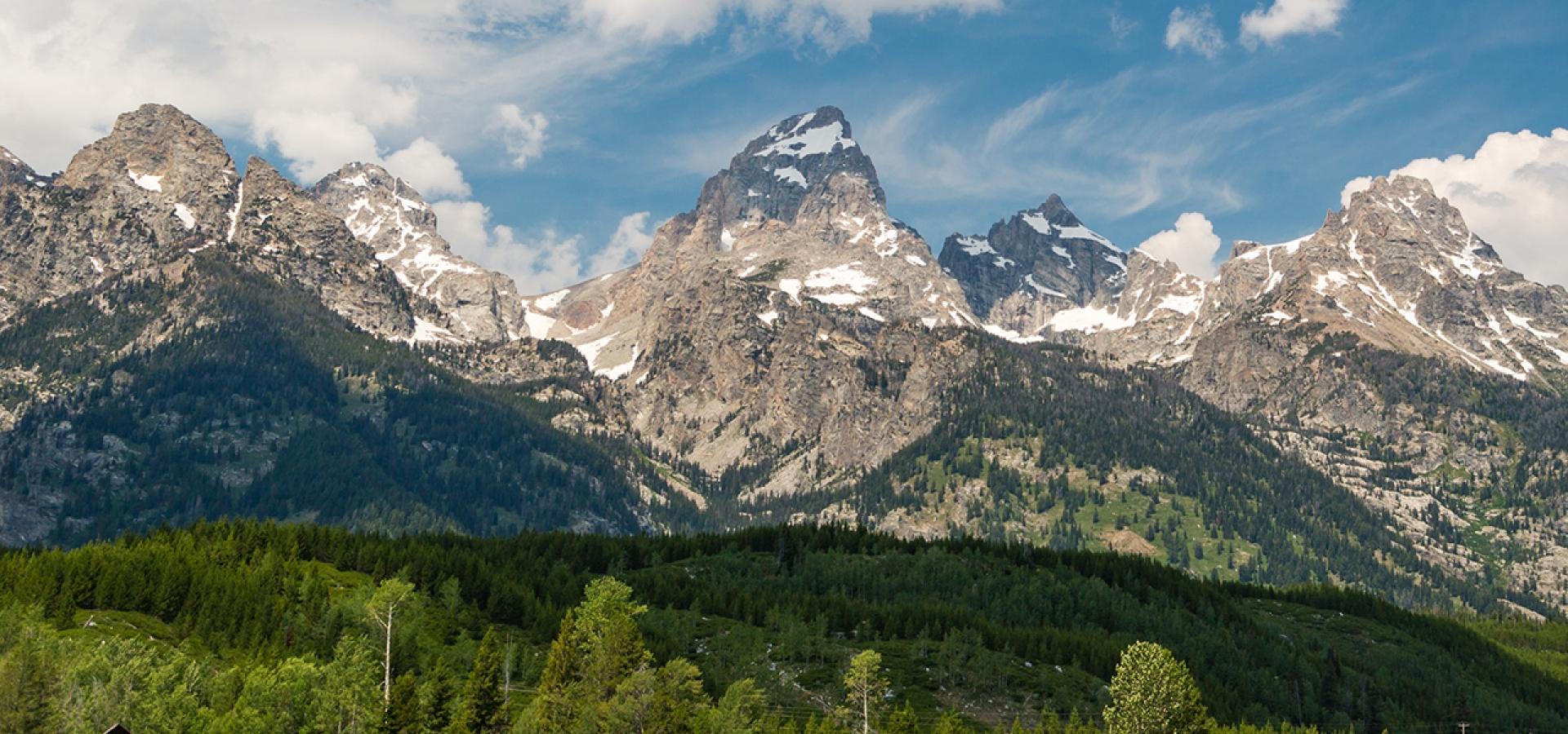 Grand Teton National Park, MT Train Vacations | Amtrak ...