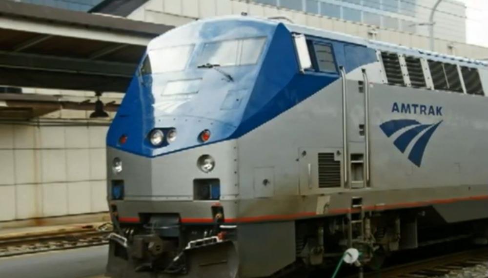 Amtrak Train - Customer Journey