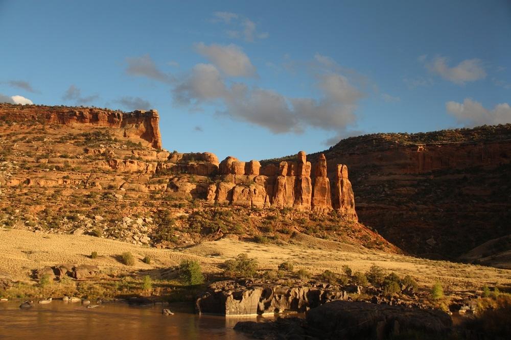 ruby canyon utah