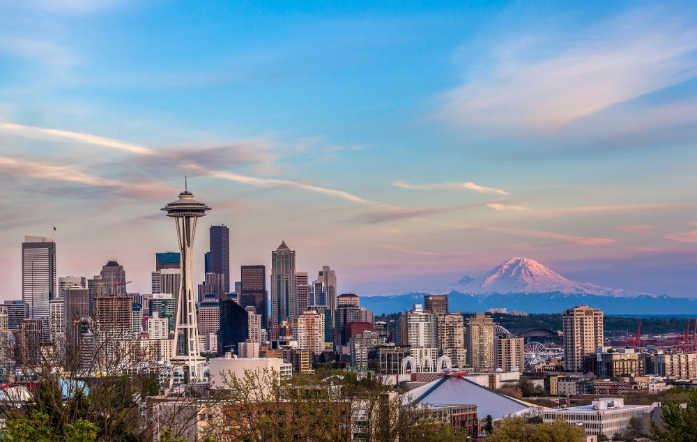 Seattle Skyline View