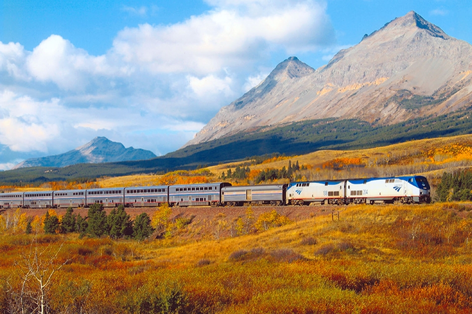 Grand National Parks Discovery on the California Zephyr